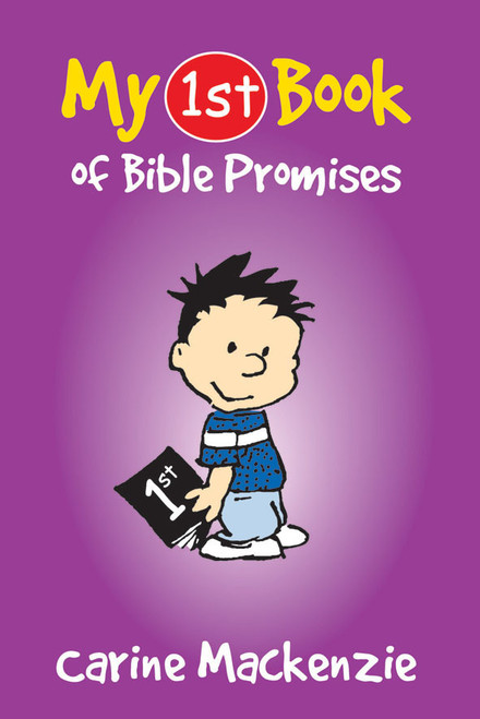 My First Book of Bible Promises [Paperback]