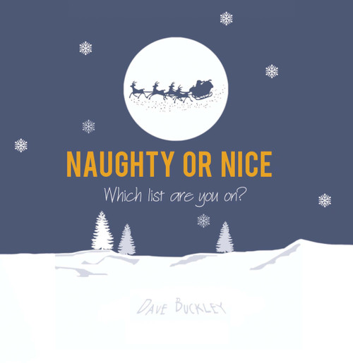 Naughty or Nice [Tract/Booklet]