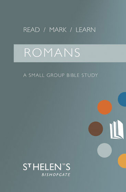 Read / Mark / Learn: Romans A Small Group Bible Study [Paperback]