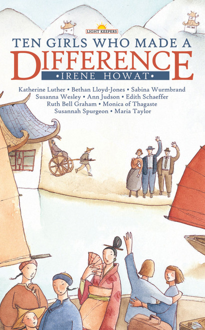 Ten Girls Who Made A Difference [Paperback]