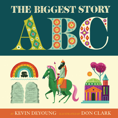 The Biggest Story ABC [Board Book]