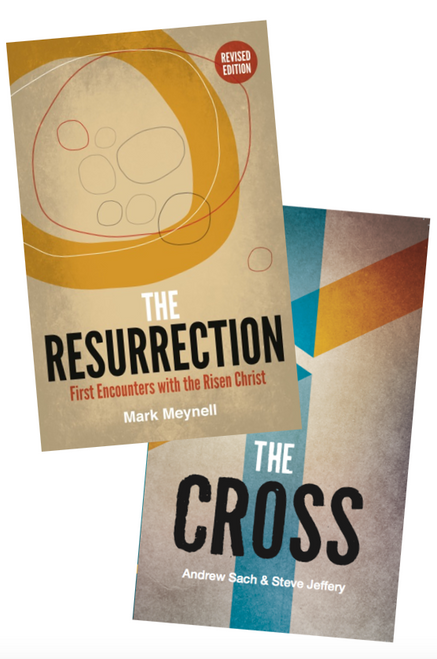 The Cross & Resurrection Pack 2 book pack [Pack]
