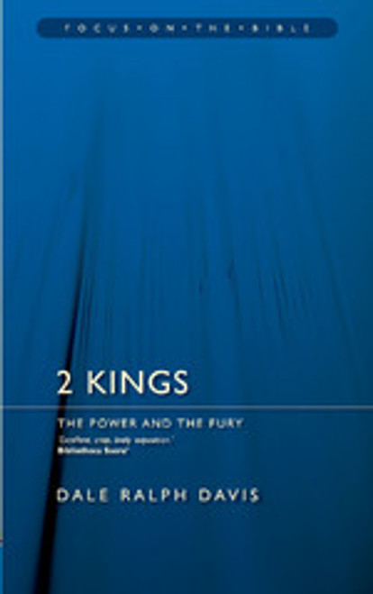 2 Kings The Power and the Fury [Paperback]