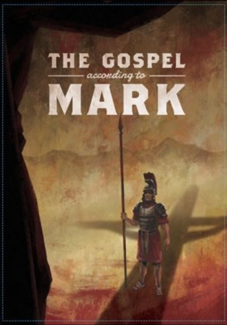 The Gospel According to Mark An illustrated overview [Tract/Booklet]