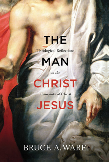 The Man Christ Jesus Theological Reflections on the Humanity of Christ [Paperback]