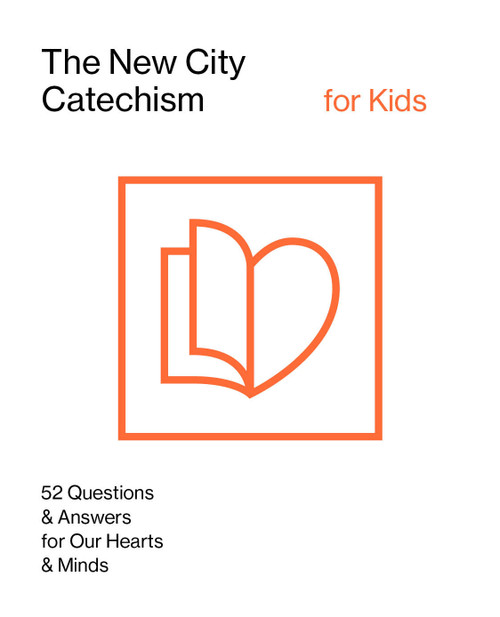 The New City Catechism for Kids Children's Edition [Paperback]