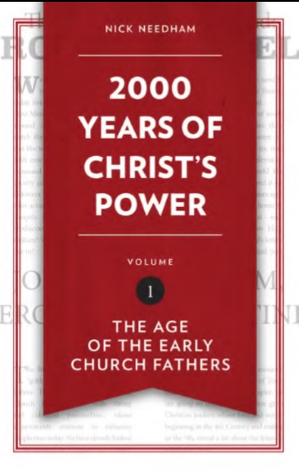 2000 Years of Christ's Power Vol 1 The Age of the Early Church Fathers [Hardback]