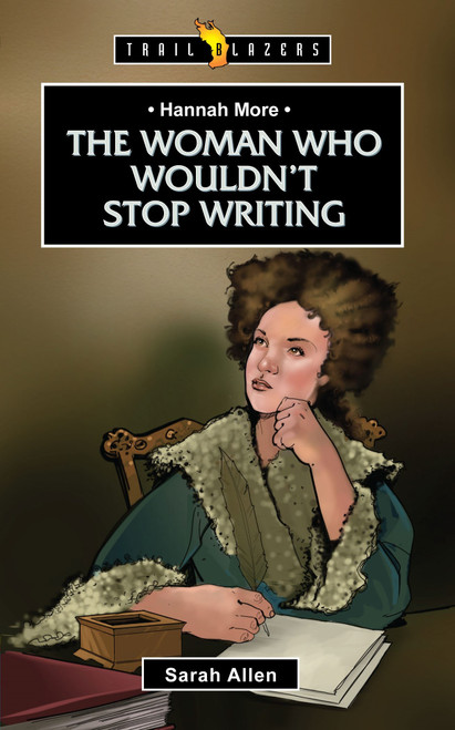 The Woman Who Wouldn't Stop Writing The Woman Who Wouldn't Stop Writing [Paperback]