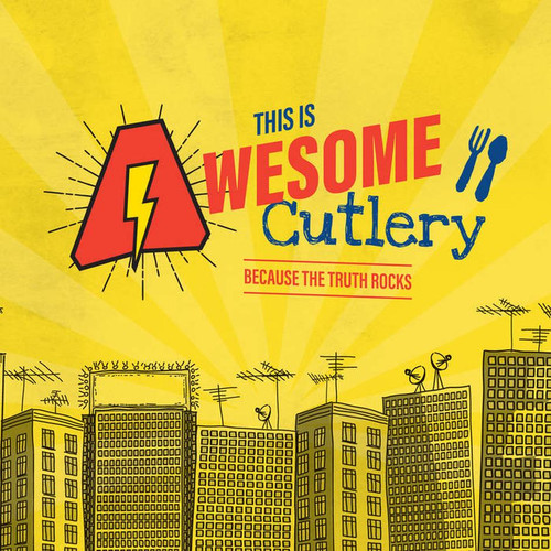 This is Awesome Cutlery CD [CD]