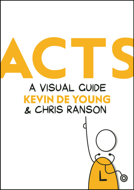 Acts A Visual Guide [Hardback]
