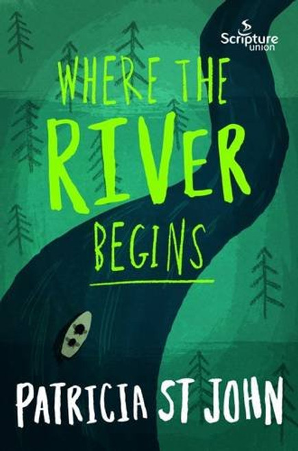 Where the River Begins [Paperback]