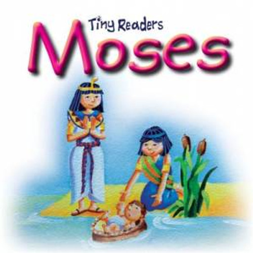 Tiny Readers: Moses [Board Book]