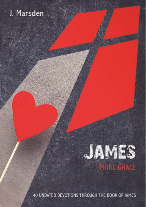 James 40 Undated Bible Readings [Paperback]