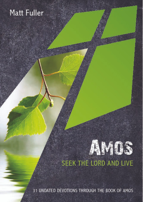 Amos 31 Undated Bible Readings [Paperback]