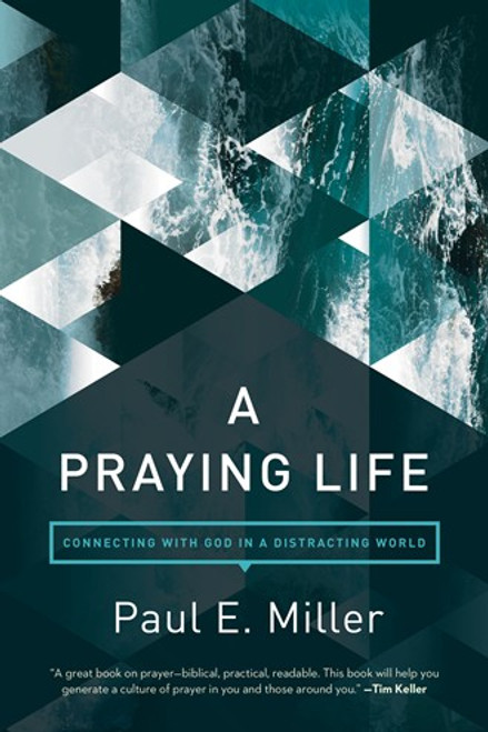 A Praying Life Connecting with God in a Distracting World [Paperback]