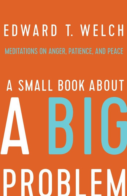 A Small Book about a Big Problem Meditations on Anger, Patience, and Peace [Hardback]