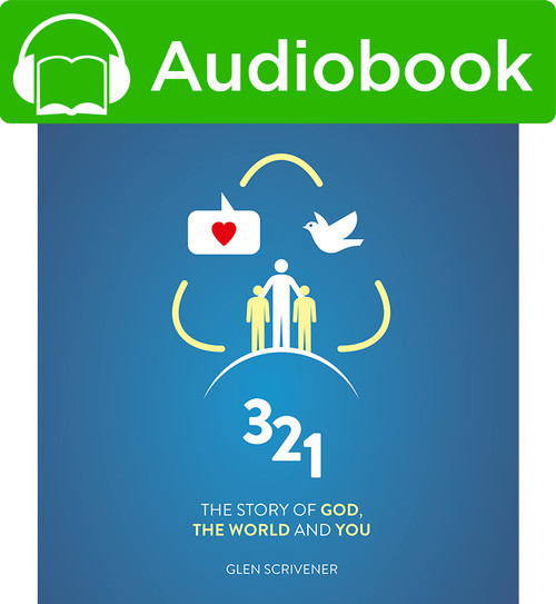 3 2 1 Book The Story of God, the World and You [Audiobook]