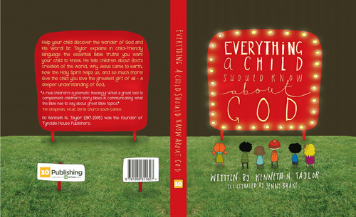 Everything a Child Should Know About God [eBook]