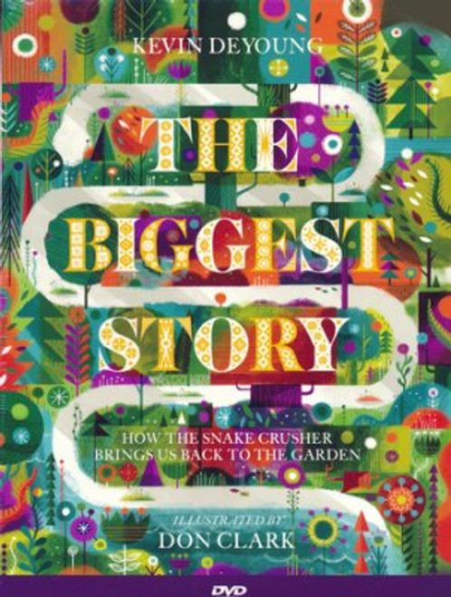 The Biggest Story DVD How the Snake Crusher Brings Us Back to the Garden [DVD]