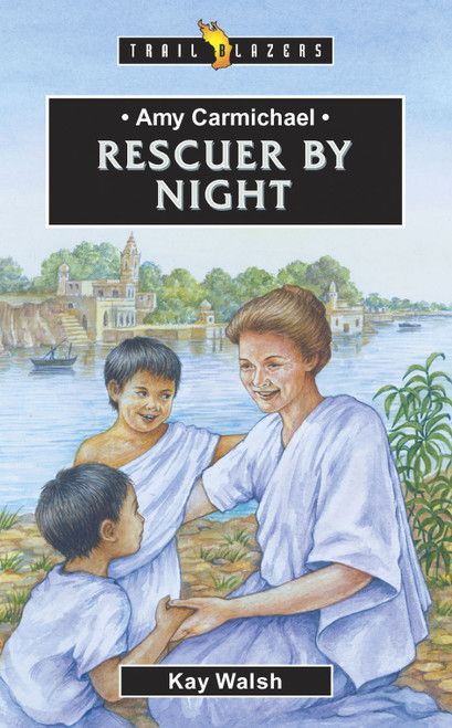 Amy Carmichael Rescuer by Night Rescuer By Night [Paperback]