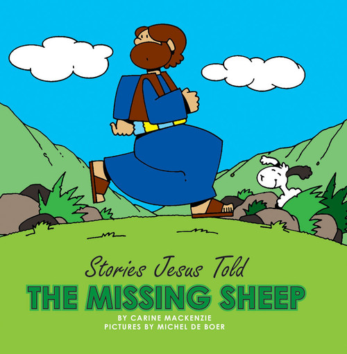 The Missing Sheep [Board Book]