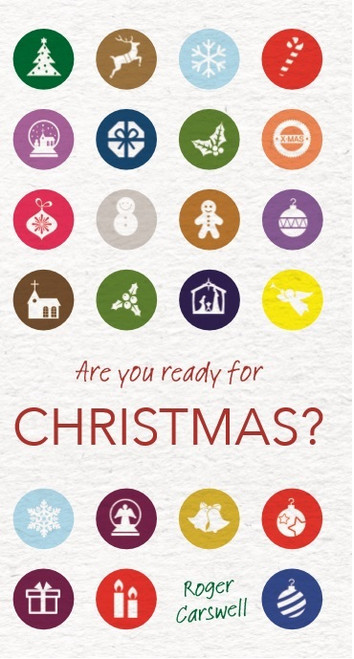 Are You Ready for Christmas? Tract [Tract/Booklet]