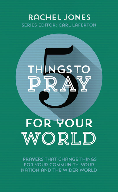 5 Things to Pray for Your World [Paperback]