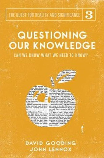 Questioning Our Knowledge Can We Know We Need to Know? [Paperback]