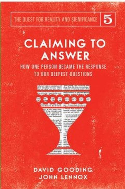 Claiming to Answer How One Person Became the Response to Our Deepest Questions [Paperback]