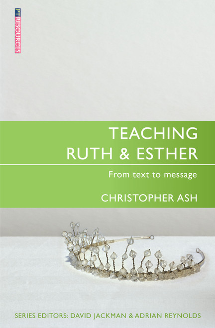 Teaching Ruth and Esther [Paperback]