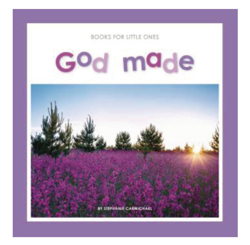 God made Books for Little Ones [Tract/Booklet]