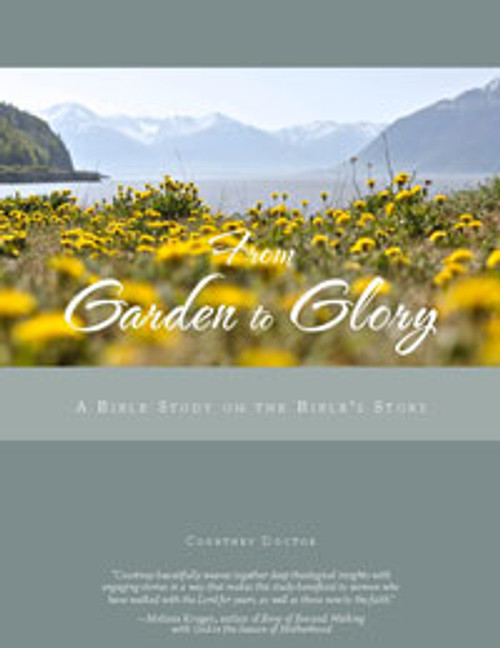From Garden to Glory A Bible Study on the Bible's Story [Paperback]