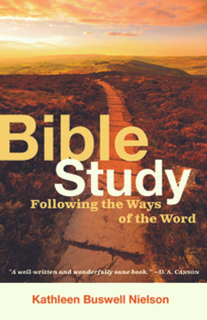 Bible Study Following the Ways of the Word [Paperback]