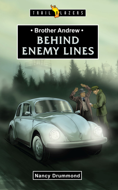 Brother Andrew Behind Enemy Lines [Paperback]