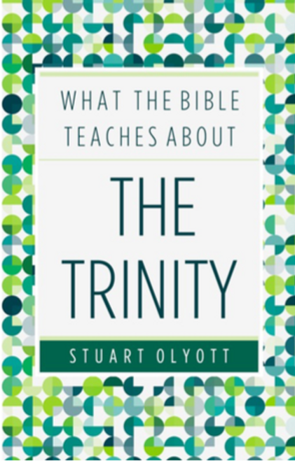 What the Bible Teaches About the Trinity [Paperback]