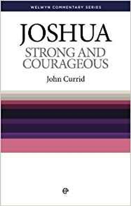 Joshua Strong and Courageous [Paperback]
