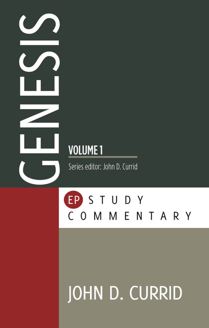 Genesis Volume 1 EP Study Commentary [Paperback]