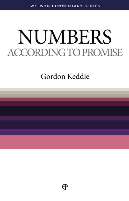 Numbers EP Study Commentary [Paperback]