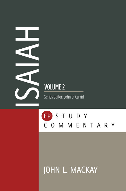 Isaiah Volume 2 EP Study Commentary [Paperback]