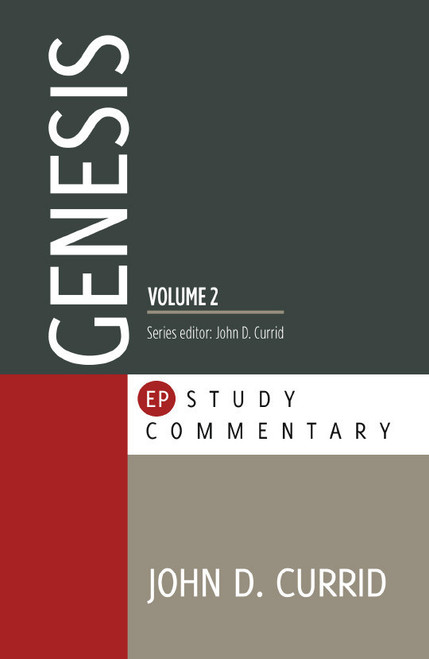 Genesis Volume 2 EP Study Commentary [Paperback]