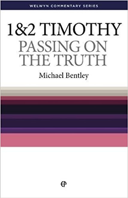 1&2 Timothy Passing on The Truth [Paperback]