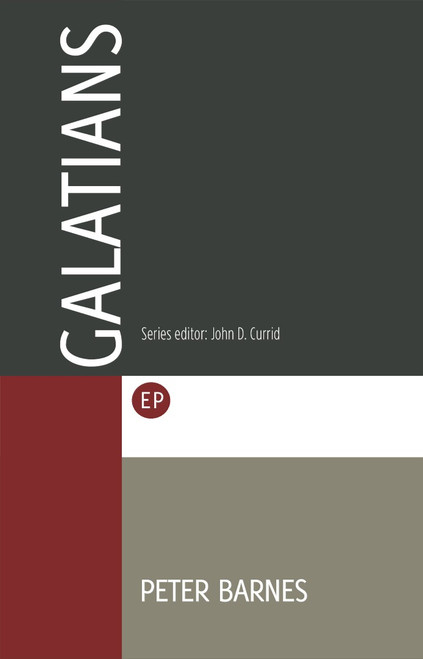 Galatians EP Study Commentary [Paperback]