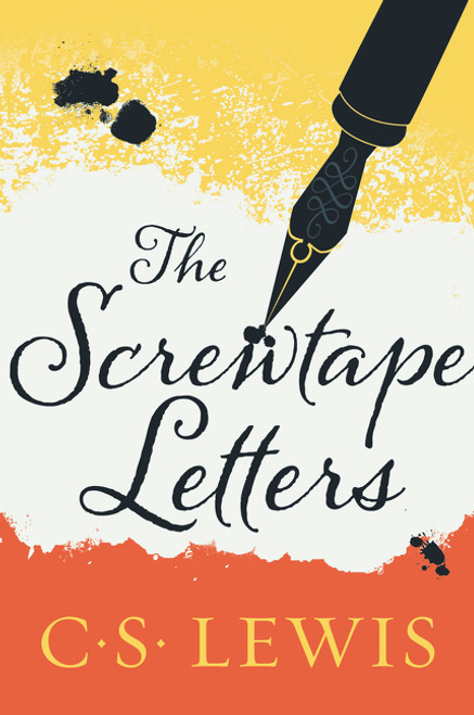 The Screwtape Letters ~ C.S. Lewis Letters from a Senior to a Junior Devil [Paperback]