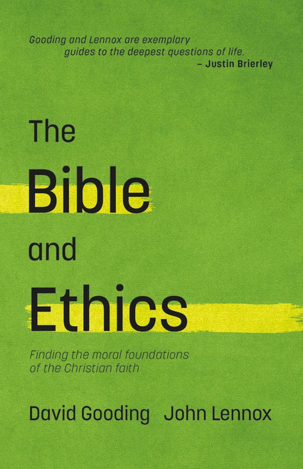 The Bible and Ethics [Paperback]