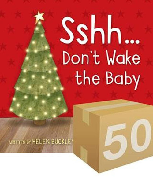 Sshh...Don't Wake the Baby (Give Away) 50 pack [Pack]