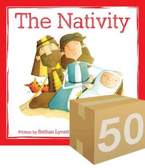 The Nativity (Give Away) 50 Pack [Pack]