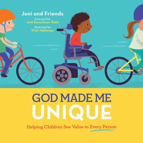God Made me Unique Helping Children See Value in Every Person [Hardback]