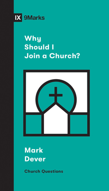 Why Should I Join a Church? [Paperback]