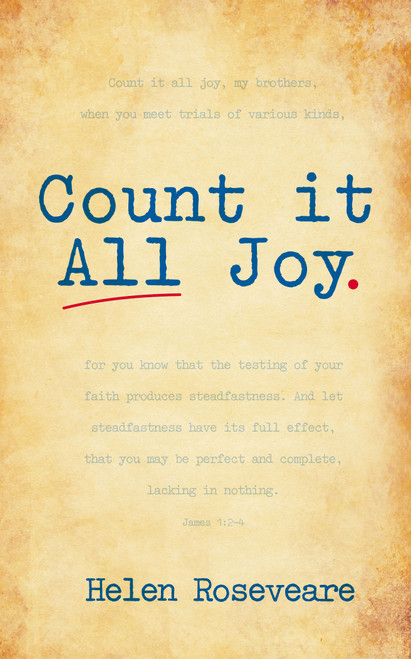 Count it All Joy [Paperback]