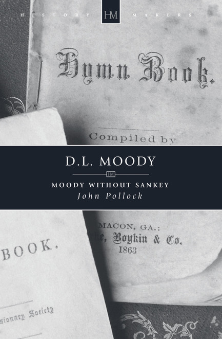 DL Moody Moody without Sankey [Paperback]